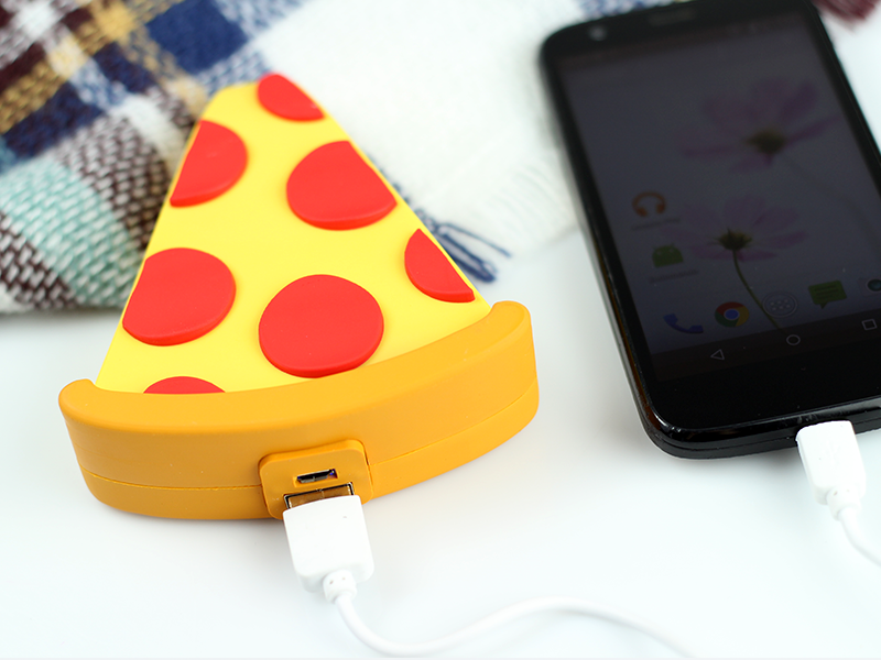 power bank pizza